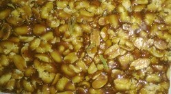 Mufli Chikki ( Peanut Munch)