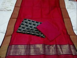 Maroon Suit Fabric