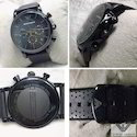 Black Emporio Armani Watch