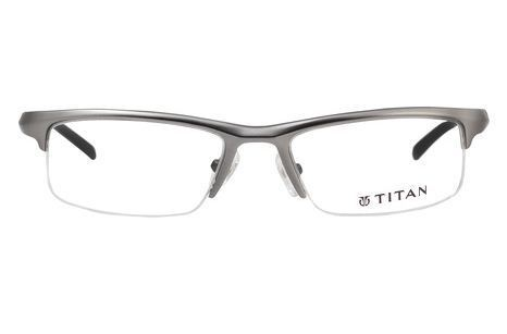 fa6abe28d9 Spectacle Frame Titan Eye Plus - Titan Eye Plus Men Spectacle Frame ...