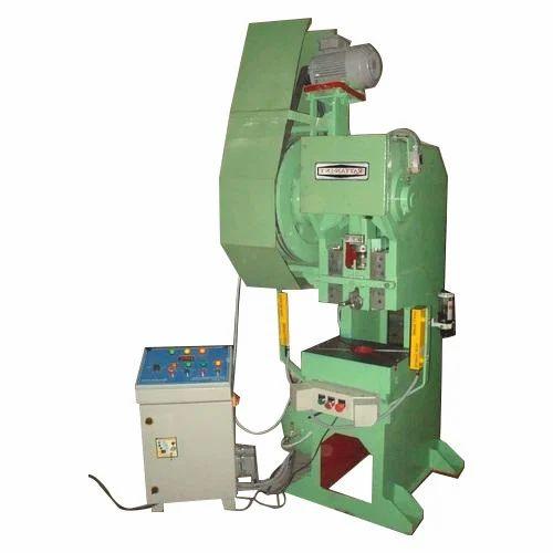 C Frame Press Machine, Hydraulic Press - Rattan International ...
