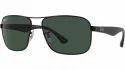f3ce8d3fdd1 Rayban Polarized Sunglass Matte Black