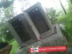 RCC Toilets
