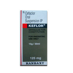 Cefaclor Oral Suspension