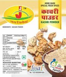 Jai Jinendra Kachri Powder, Packaging Size: 25 kg, Packaging Type: Pp Beg