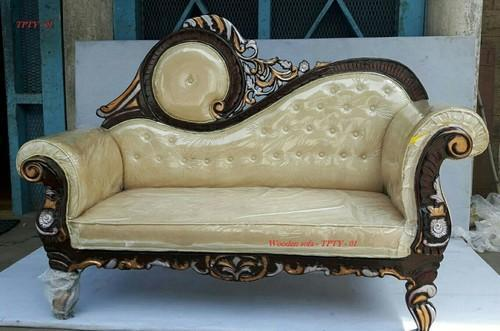 Maharaja Wooden Sofa At Rs 18000 Unit व डन स फ स ट