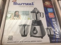 Sumeet Mixer