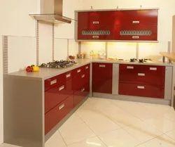 Best L Shape Modular Kitchen, Best Shape Modular Kitchen