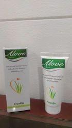 Aloe Vera Alove Cream, For Personal, Tube