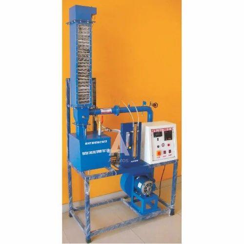 Water Cooling Tower Apparatus, Thermodynamics Lab Equipment | Sadar