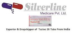 Tazloc 20 Tabs