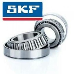 Silver Color Steel SKF Tapper Roller Bearing