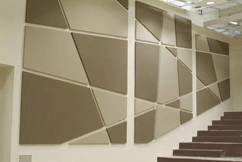 Fabric Acoustic Panels कपड़ा ध्वनिक पैनल फैब्रिक