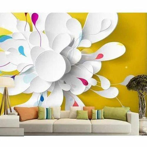 3D Wallpaper - 3D Nature Wallpaper Manufacturer from Hyderabad