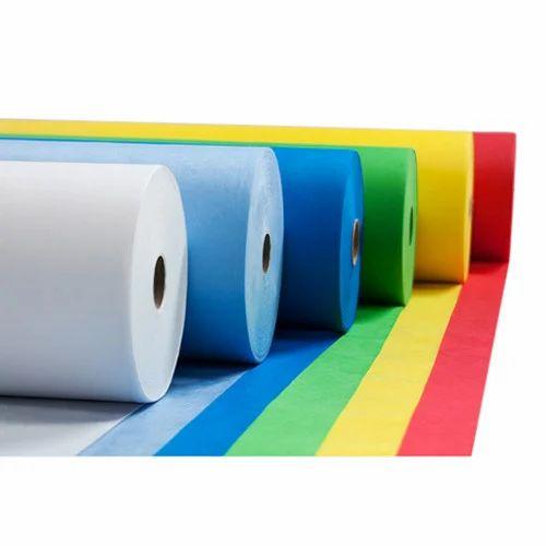 Plain Spunbond Non Woven Fabric Roll, Rs 77 /kilogram Mittal Polyfil | ID:  13897336062