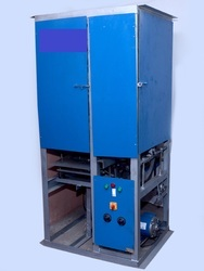 Fully Automatic Single Die Dona & Plate Making Machine