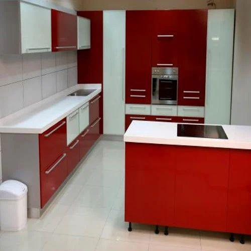 Modular Kitchen Cabinets Designing Services Kitchen Cabinet Service Contemporary Modular Kitchen Modern Kitchens Modular Kitchen Furniture Sai Kitchen Trolleys Pune Id 5752097033