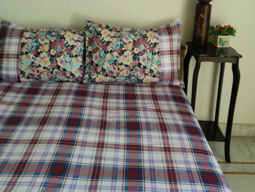 Burberry Printed Bed Sheets