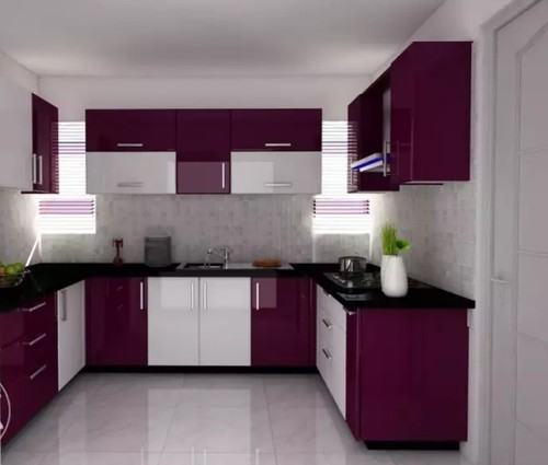 Kitchen Cupboards At Rs 850/square Feet