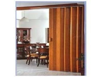 Accordion Partition Blind Harshada Traders Manufacturer in