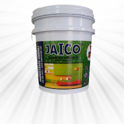 Jaico Water Based White Primer, Packaging: 1 Litre