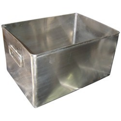 Superieur Stainless Steel Storage Bin