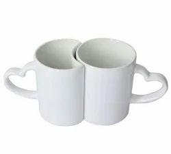 Sublimation Couple Mug