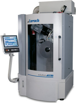 Solution850 - CNC Sharpening M/c - For HSS Saws - Vollmer