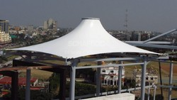 Permanent Gazebo Structure
