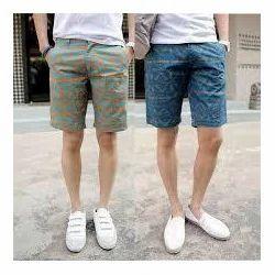 Mens Cotton Shorts in Ahmedabad, Gujarat | Gents Cotton Shorts ...