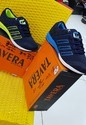 Running Shoes Blue/p.grn Sports Shoes For Men