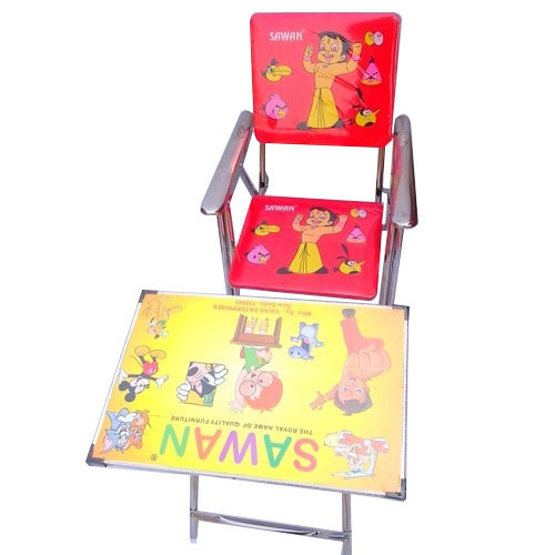 Large Baby Chair Table set  sc 1 st  IndiaMART & Large Baby Chair Table Set at Rs 480 | Children Furniture Set ...