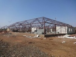 Pre Fabricated Steel Structures