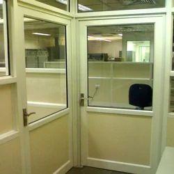 Aluminium Glass Door | Sree Enterprises | Manufacturer In Channanikadu,  Kottayam | ID: 13850448273