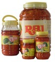Raj Spicy Indian Mango Pickle, Packaging Size: 1-5 Kg