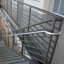 Merveilleux Staircase Handrail At Rs 850 /foot | Pallikaranai | Chennai | ID:  12303151262