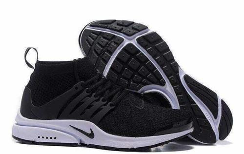 Los Verde Hombres De Negro Y Verde Los Negro Zapatos Nike Presto Tamaño 8 Y 10 Rs 1800 e00f44