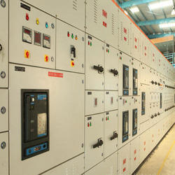 Three Phase Power Control Center Panels