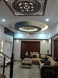 Gypsum False Ceiling Contractor