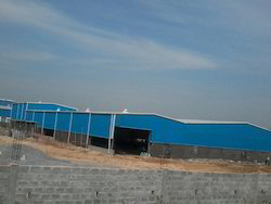 Prefabricated Ginning Mill Shed
