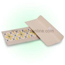 Design Gift Envelope, Size: 19 X 8.5 Cms