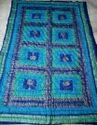 Printed Jaipuri Vintage Kantha Quilt
