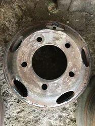Pickup Rim Repairing