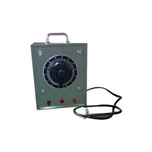Air Cooled 4-10A Single Phase Closed Type Variac Dimmer, For Industrial, 240 V