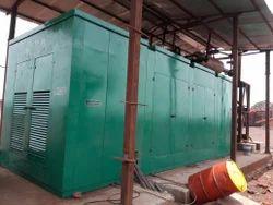 Soundproof Diesel Generator Canopy