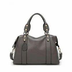 Leather Casual Wear Ladies Handbags