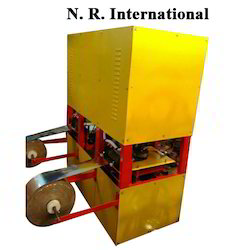 Paper Dona and Plate Making Machine