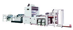 Metpet Dry Lamination Machine