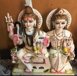 Shiva Family Statues