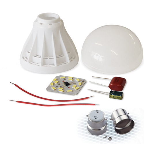LED Raw Material - LED Lamp Raw Material Kit Manufacturer from Nagpur